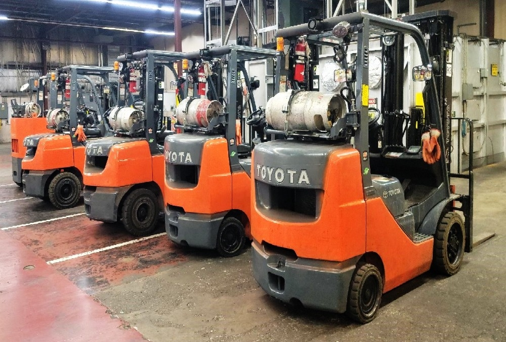 Forklift lineup2